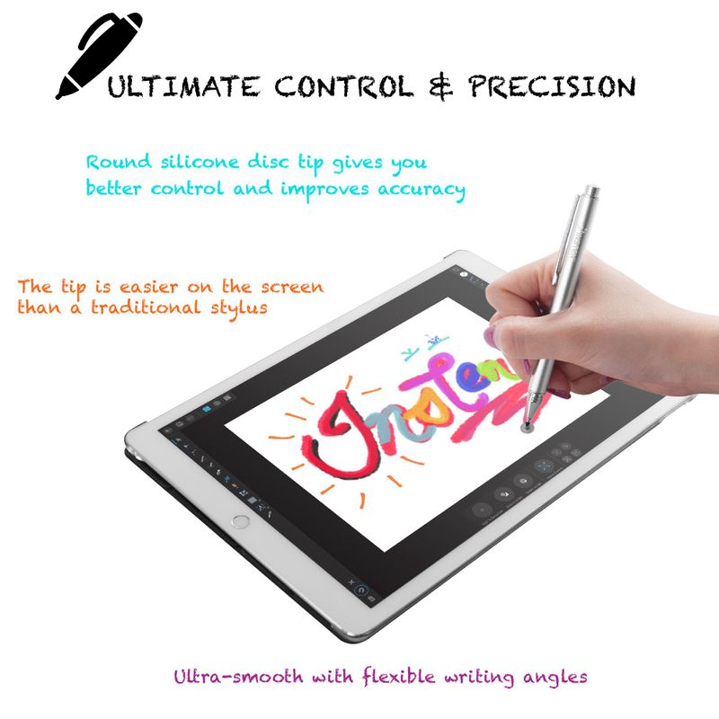 Universal-Capacitive-Tip-Touch-Screen-Stylus-Drawing-Pen-For-iPad-Tablet-iPhone thumbnail 10