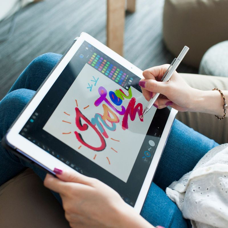 Universal-Capacitive-Tip-Touch-Screen-Stylus-Drawing-Pen-For-iPad-Tablet-iPhone thumbnail 15