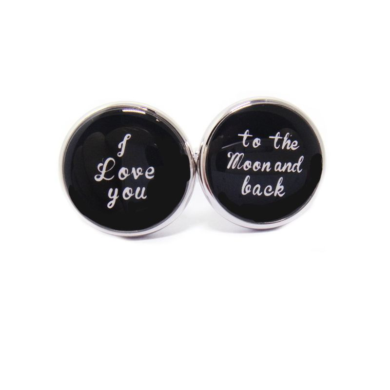 Mens-Jewelry-Wedding-Party-Gift-Aolly-Shirt-Wedding-Party-Cufflink-Cuff-Links thumbnail 416