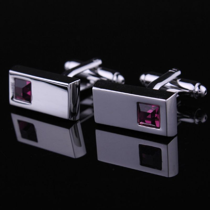 Mens-Jewelry-Wedding-Party-Gift-Aolly-Shirt-Wedding-Party-Cufflink-Cuff-Links thumbnail 524