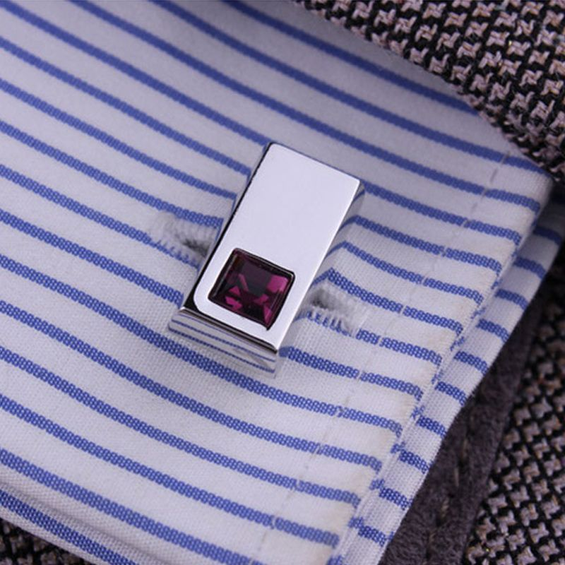 Mens-Jewelry-Wedding-Party-Gift-Aolly-Shirt-Wedding-Party-Cufflink-Cuff-Links thumbnail 525