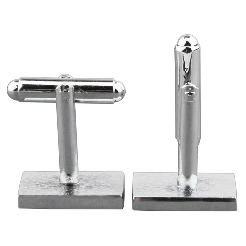 Zodaca-Classic-Fashion-Men-039-s-Wedding-Party-Cufflinks-Cuff-Links thumbnail 4