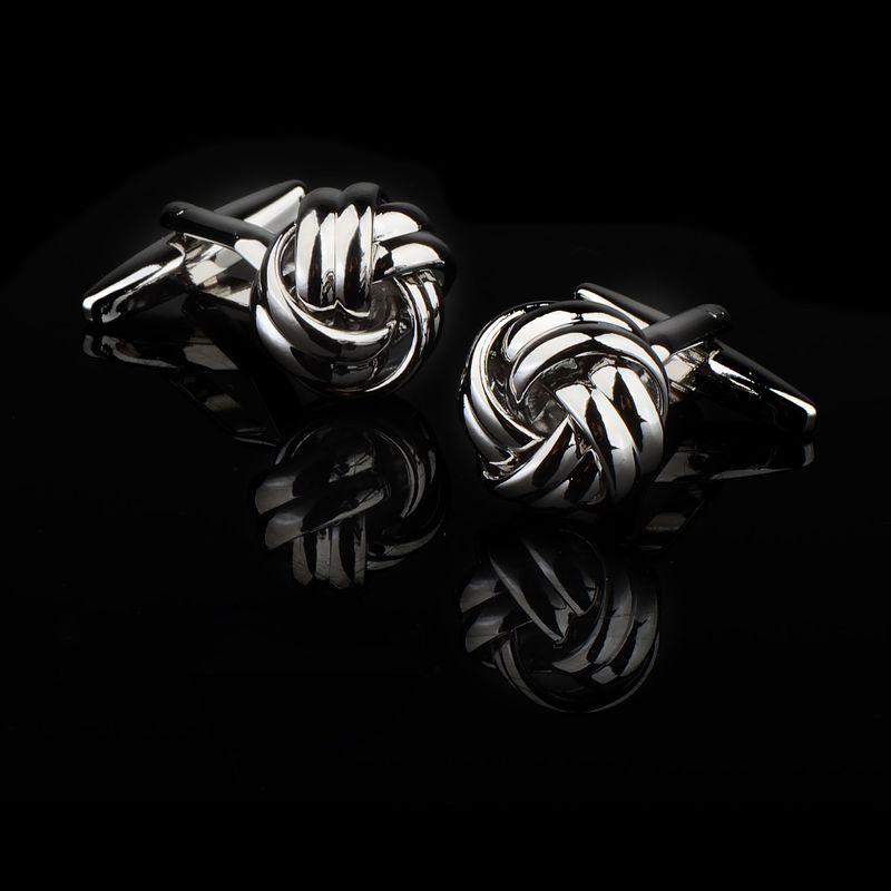 Zodaca-Classic-Fashion-Men-039-s-Wedding-Party-Cufflinks-Cuff-Links thumbnail 124