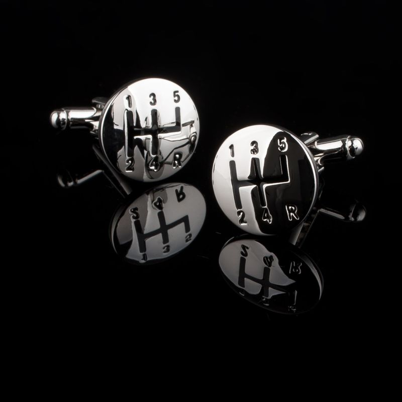 Zodaca-Classic-Fashion-Men-039-s-Wedding-Party-Cufflinks-Cuff-Links thumbnail 75