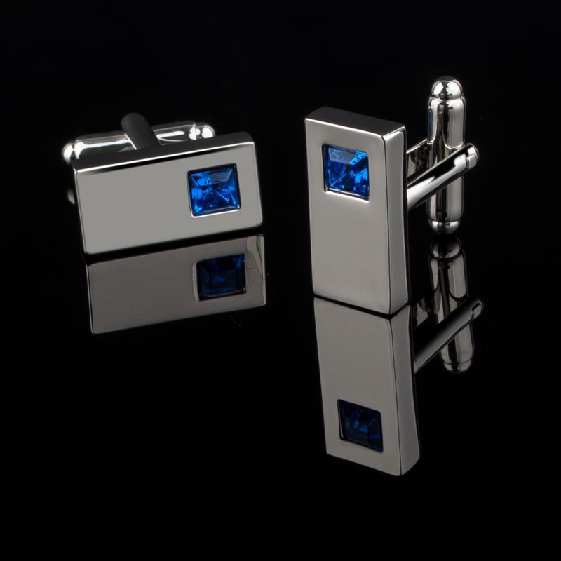 Zodaca-Classic-Fashion-Men-039-s-Wedding-Party-Cufflinks-Cuff-Links thumbnail 100