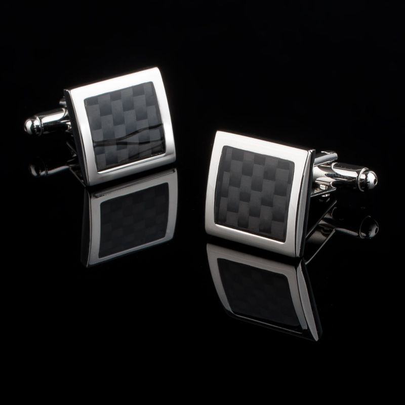 Zodaca-Classic-Fashion-Men-039-s-Wedding-Party-Cufflinks-Cuff-Links thumbnail 68