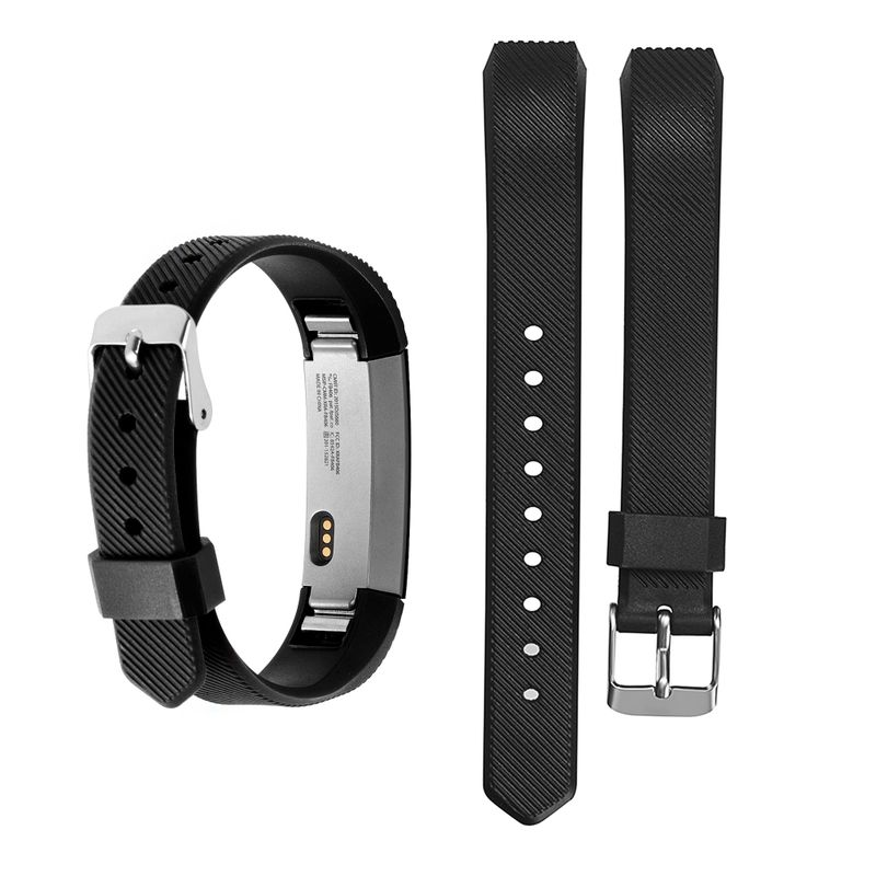Silicone-Replacement-Wristband-Watch-Band-Strap-For-Fitbit-Alta-Fitbit-Alta-HR miniature 8