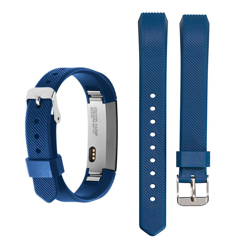 Silicone-Replacement-Wristband-Watch-Band-Strap-For-Fitbit-Alta-Fitbit-Alta-HR thumbnail 15