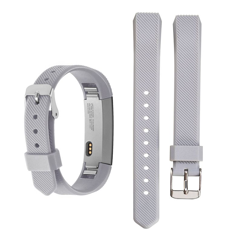 Silicone-Replacement-Wristband-Watch-Band-Strap-For-Fitbit-Alta-Fitbit-Alta-HR thumbnail 22