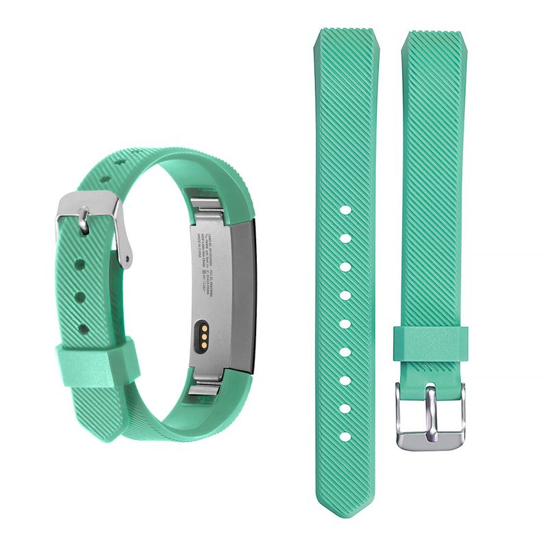 Silicone-Replacement-Wristband-Watch-Band-Strap-For-Fitbit-Alta-Fitbit-Alta-HR thumbnail 29