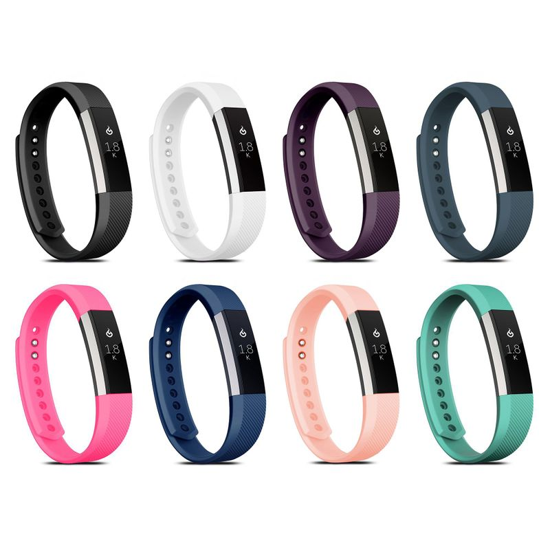 Replacement-Silicone-Wrist-Band-Strap-For-Fitbit-Alta-Fitbit-Alta-HR thumbnail 48