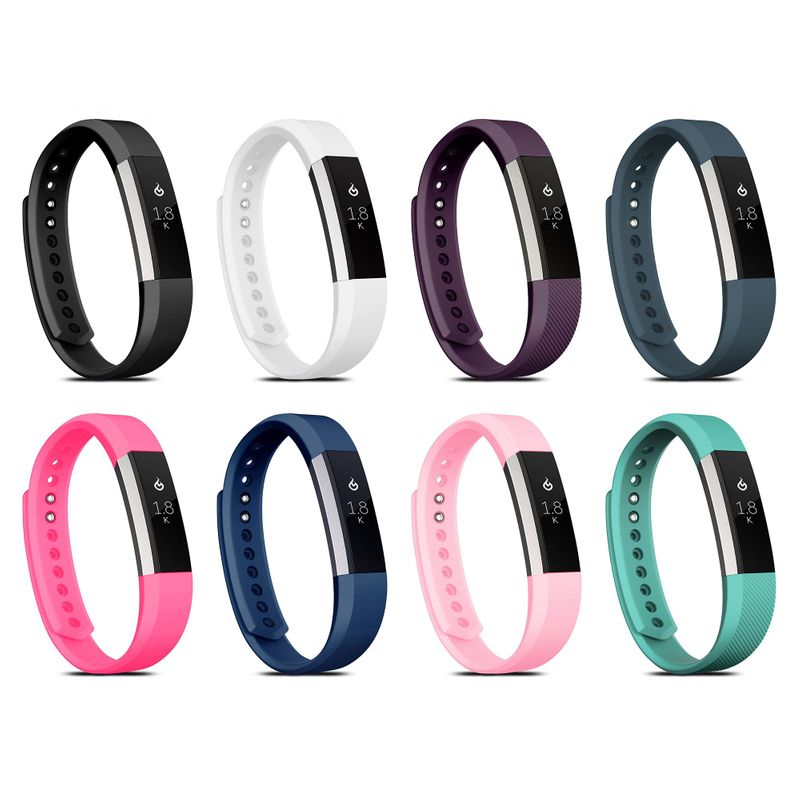 Replacement-Silicone-Wrist-Band-Strap-For-Fitbit-Alta-Fitbit-Alta-HR thumbnail 34