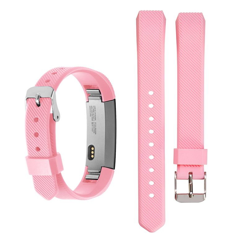 Silicone-Replacement-Wristband-Watch-Band-Strap-For-Fitbit-Alta-Fitbit-Alta-HR thumbnail 36