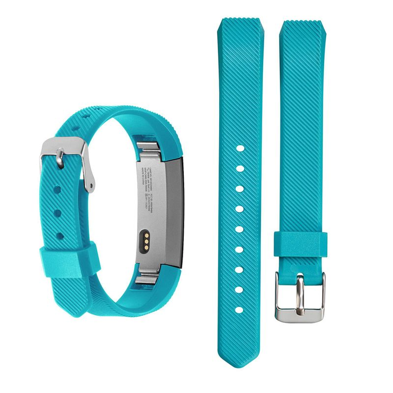 Silicone-Replacement-Wristband-Watch-Band-Strap-For-Fitbit-Alta-Fitbit-Alta-HR miniature 50