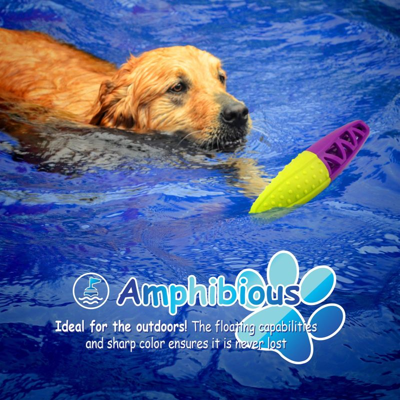 Green-Purple-Pet-Dog-Squeaking-Chew-Tooth-Cleaning-Toys-For-Small-Dog-Puppies thumbnail 27