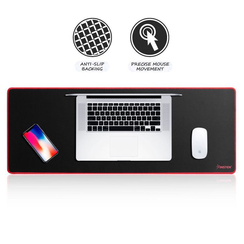 Non-Slip-XXL-31-5-x-12-Marble-Mouse-Pad-Keyboard-Gaming-Computer-PC-Desk-Mat