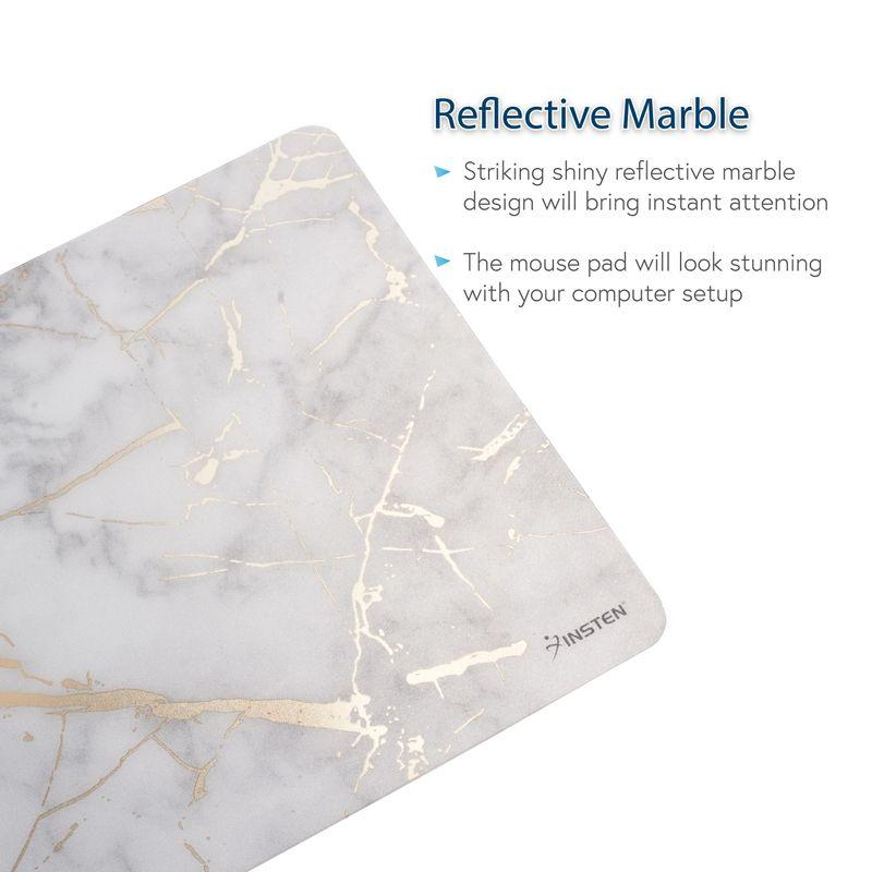 Non-Slip-Marble-Design-Mousepad-Mouse-Pad-Desk-Mat-For-Laptop-Gaming-Computer-PC thumbnail 17