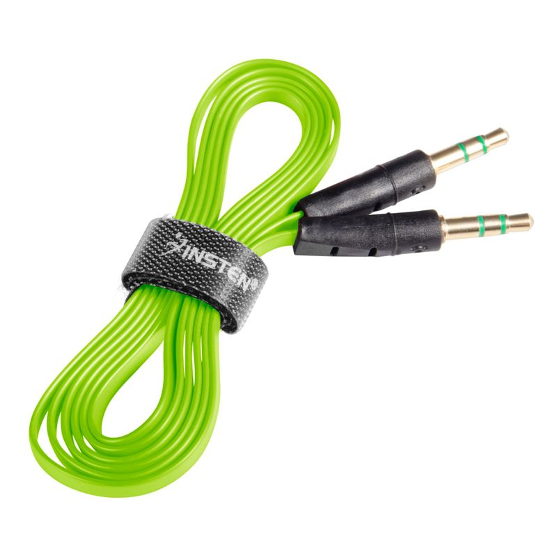 Gold-3-5mm-Male-to-Male-Car-Aux-Auxiliary-Cord-Stereo-Audio-Cable-for-Phone-iPod thumbnail 7