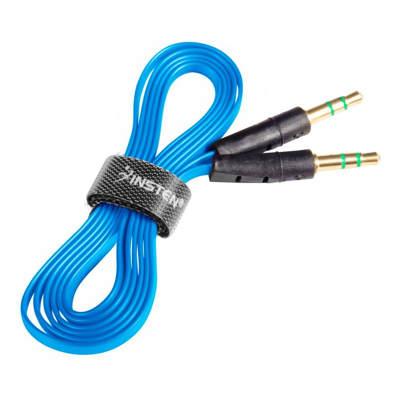 Gold-3-5mm-Male-to-Male-Car-Aux-Auxiliary-Cord-Stereo-Audio-Cable-for-Phone-iPod thumbnail 9