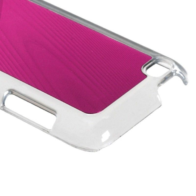 Pink-Black-Blue-Purple-Hard-Protector-Cover-Case-For-iPod-Touch-4-4th-Gen-4G