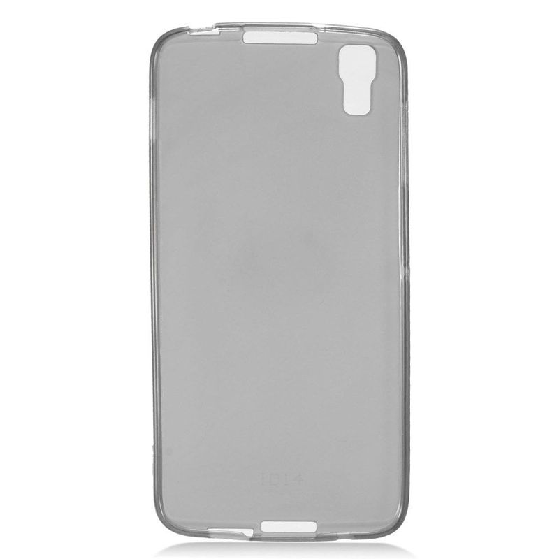 For-Alcatel-Idol-4-One-Touch-Idol-4-Transparent-Frosted-TPU-Rubber-Skin-Case