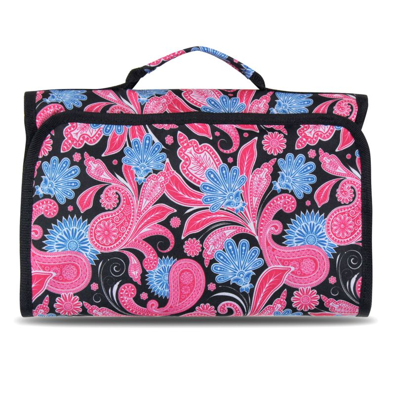 Women-Multifunction-Travel-Hanging-Cosmetic-Bag-Makeup-Case-Organizer-Pouch miniatuur 3