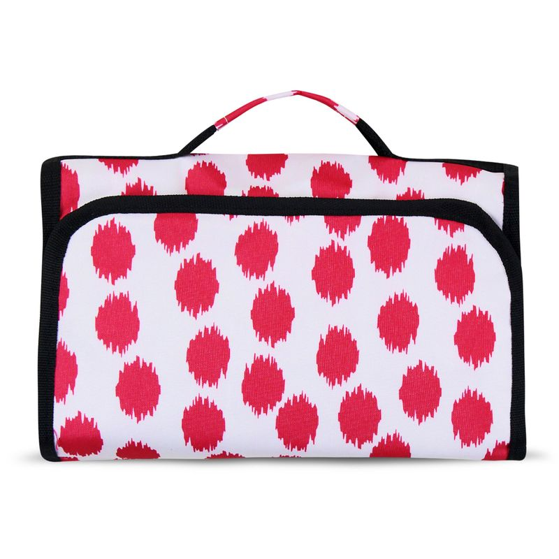 Women-Multifunction-Travel-Hanging-Cosmetic-Bag-Makeup-Case-Organizer-Pouch miniatuur 46
