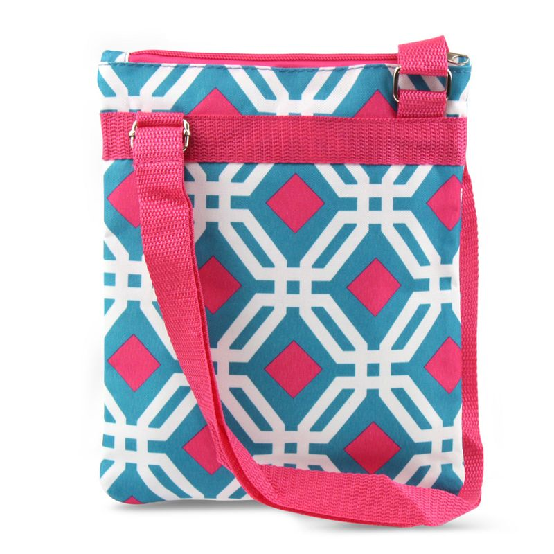 Small-Messenger-Cross-Body-Bag-with-Durable-Adjustable-Shoulder-Strap miniatuur 6