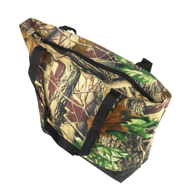 Lightweight-Large-All-Purpose-Shopping-Travel-Zippered-Top-Closure-Tote-Bag miniatuur 13