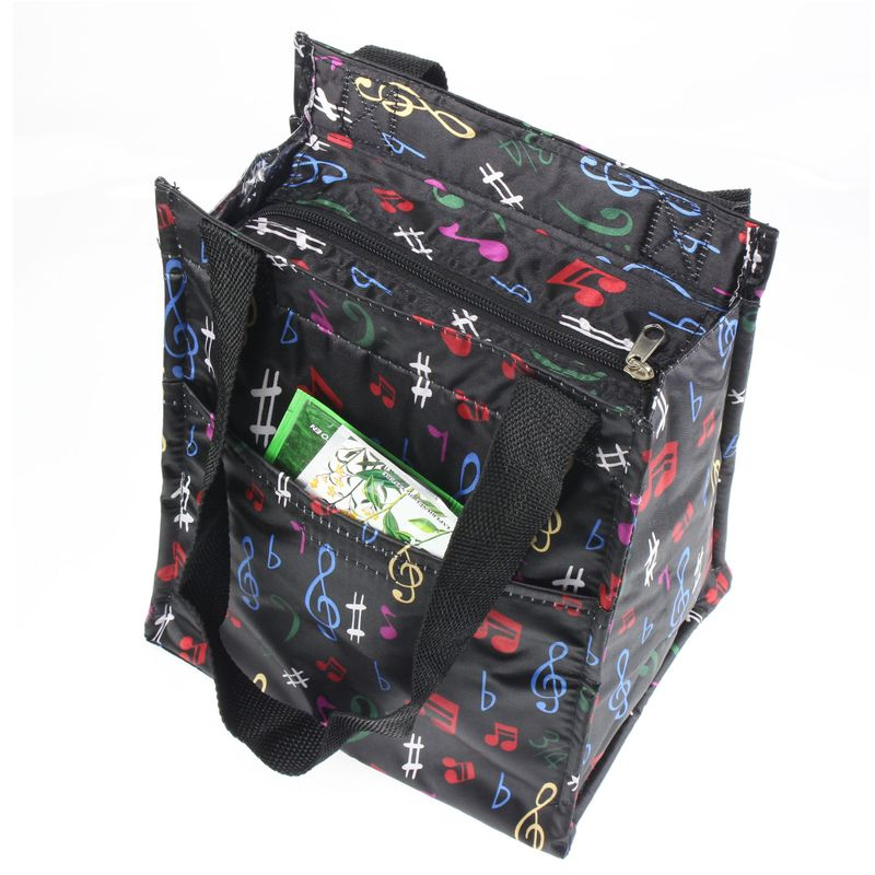 Insulated-Lunch-Cooler-Picnic-Trave-Work-Bag-Tote-Carry-Bag-for-Camping-Hiking miniatuur 6
