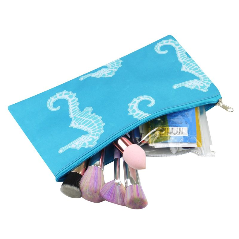 Small-Pencil-Case-Makeup-Cosmetic-Storage-Pouch-Bag-for-Travel-Camping-Hiking miniatuur 6