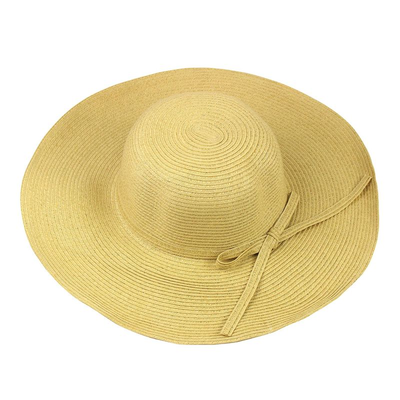dd544877cf6 Sun Styles Foldable Crushable Laura Ladies Large Brim Sun Hat
